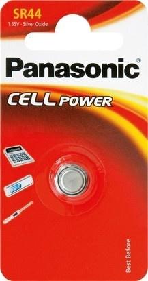 Panasonic 357/SR44/V357 1BP Ag