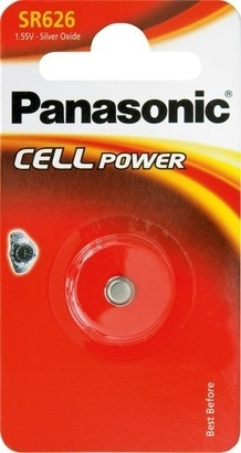 Panasonic 377/376/SR626 1BP Ag