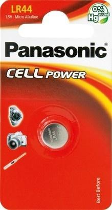 Panasonic A76/LR44/V13GA 1BP Alk