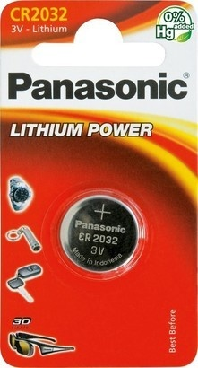 Panasonic CR-2032 1BP Li