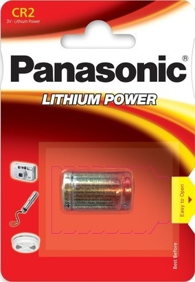 Panasonic CR2 1BP Li