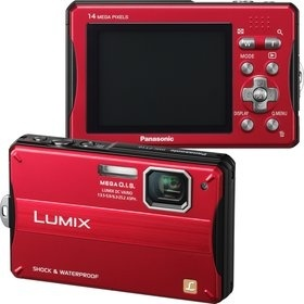 Panasonic DMC FT10EP-R