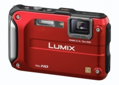 Panasonic DMC-FT3EP-R