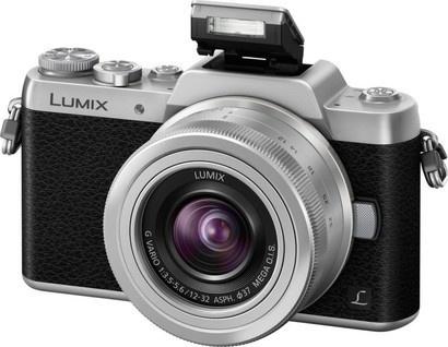 Panasonic DMC-GF7KEG-S+objektiv 12-32mm