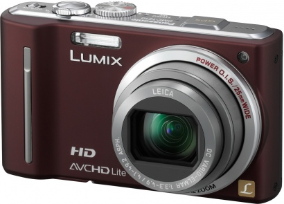 Panasonic DMC TZ10 Brown