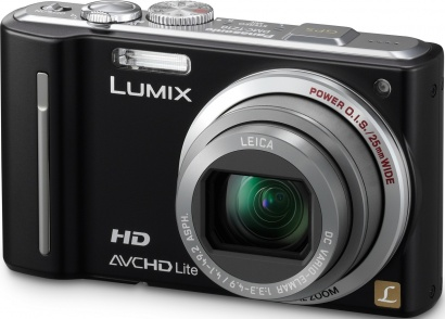 Panasonic DMC TZ10 Black
