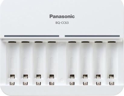 Panasonic Eneloop nabíječka CC63E