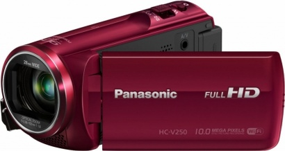 Panasonic HC V250EP-R