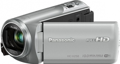 Panasonic HC V250EP-S