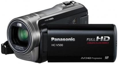 Panasonic HC V500MEP-K