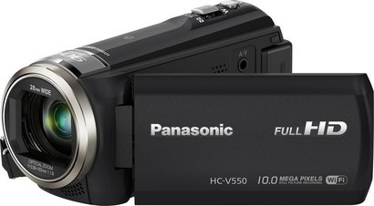 Panasonic HC V550EP-K