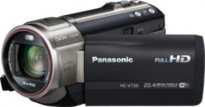 Panasonic HC V720EP-K