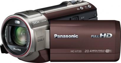 Panasonic HC V720EP-T