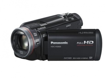 Panasonic HDC-HS900EPK