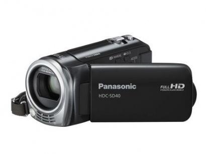 Panasonic HDC-SD40EP-K