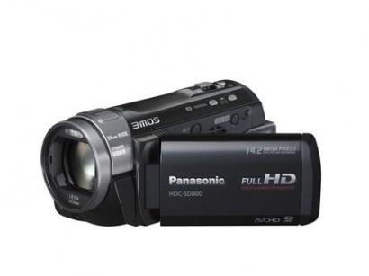 Panasonic HDC-SD800EP-K