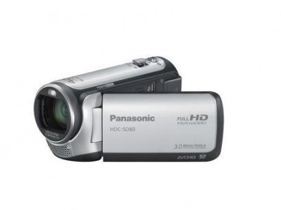 Panasonic HDC-SD80EP-S