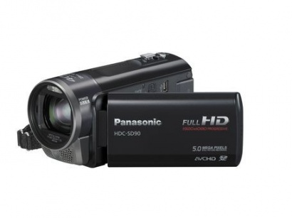 Panasonic HDC-SD90EP-K