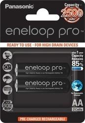 Panasonic HR6 AA 3HCDE/2BE Eneloop Pro