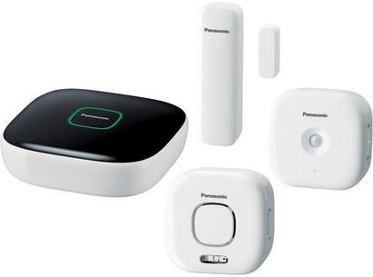 Panasonic KX HN6011FXW Home Monitoring Kit