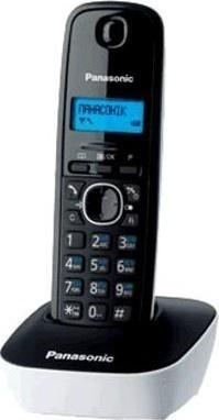 Panasonic KX-TG1611FXW bílá