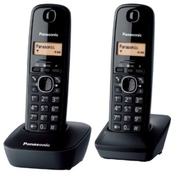 Panasonic KX TG1612FXH DECT DUO