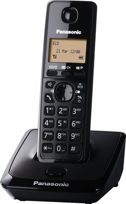 Panasonic KX-TG2711FXB titanově černý