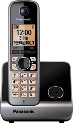 Panasonic KX-TG6751FXB titanově černá