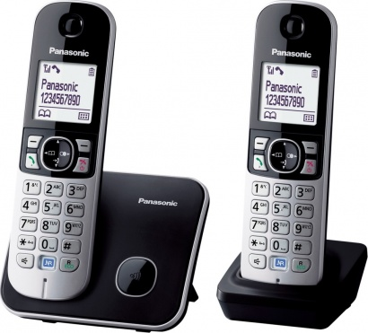 Panasonic KX TG6812FXB DUO DECT