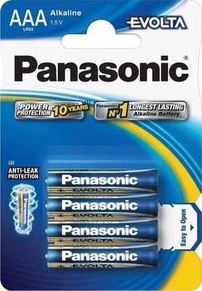 Panasonic LR03 4BP AAA Evolta alk