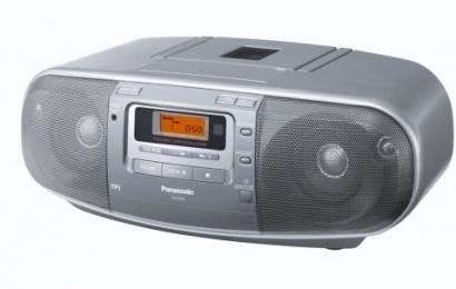 Panasonic RX-D50EG-S