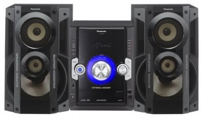 Panasonic SC-AKX50EG-K