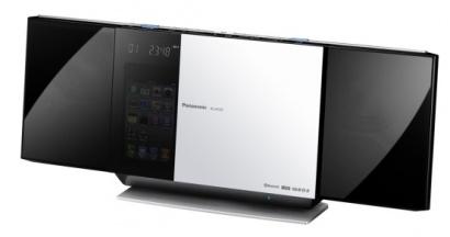 Panasonic SC HC55EG-W
