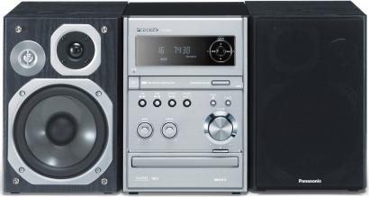 Panasonic SC-PMX4EP-S