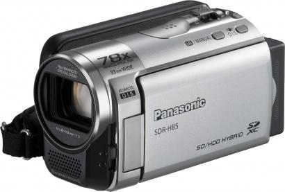 Panasonic SDR-H85EP-S
