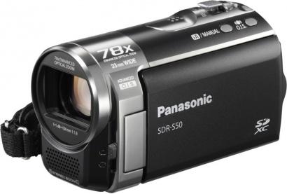 Panasonic SDR-S50EP-K