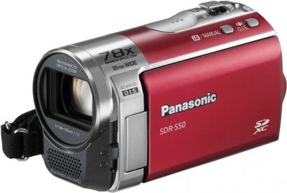 Panasonic SDR-S50EP-R
