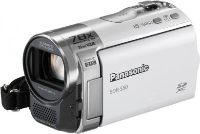 Panasonic SDR-S50EP-W