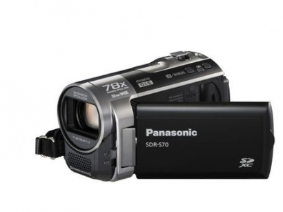 Panasonic SDR-S70EP-K