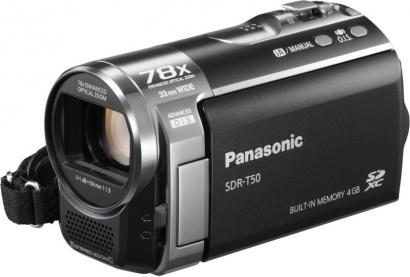 Panasonic SDR-T50EP-K