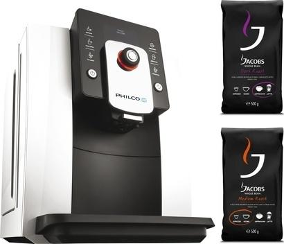 Philco PHEM 1000 + 1 kg kávy Jacobs