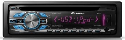 Pioneer DEH- 3400UB