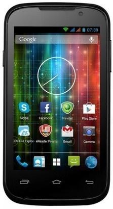 PRESTIGIO MultiPhone 3400 DUO Černý