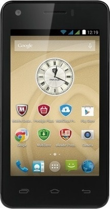 PRESTIGIO MultiPhone 3405 DUO LTE černý