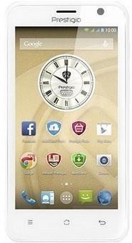 PRESTIGIO MultiPhone 3450 DUO White