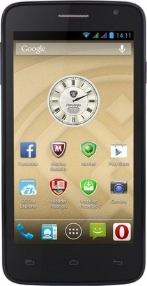 PRESTIGIO MultiPhone 3502 DUO Black