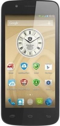 PRESTIGIO MultiPhone 5504 DUO Black