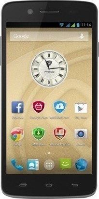 PRESTIGIO MultiPhone 5507 DUO černý