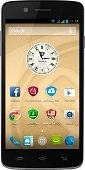 PRESTIGIO MultiPhone 5550 DUO Metal