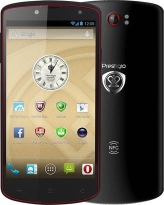 PRESTIGIO MultiPhone 7500 Černá